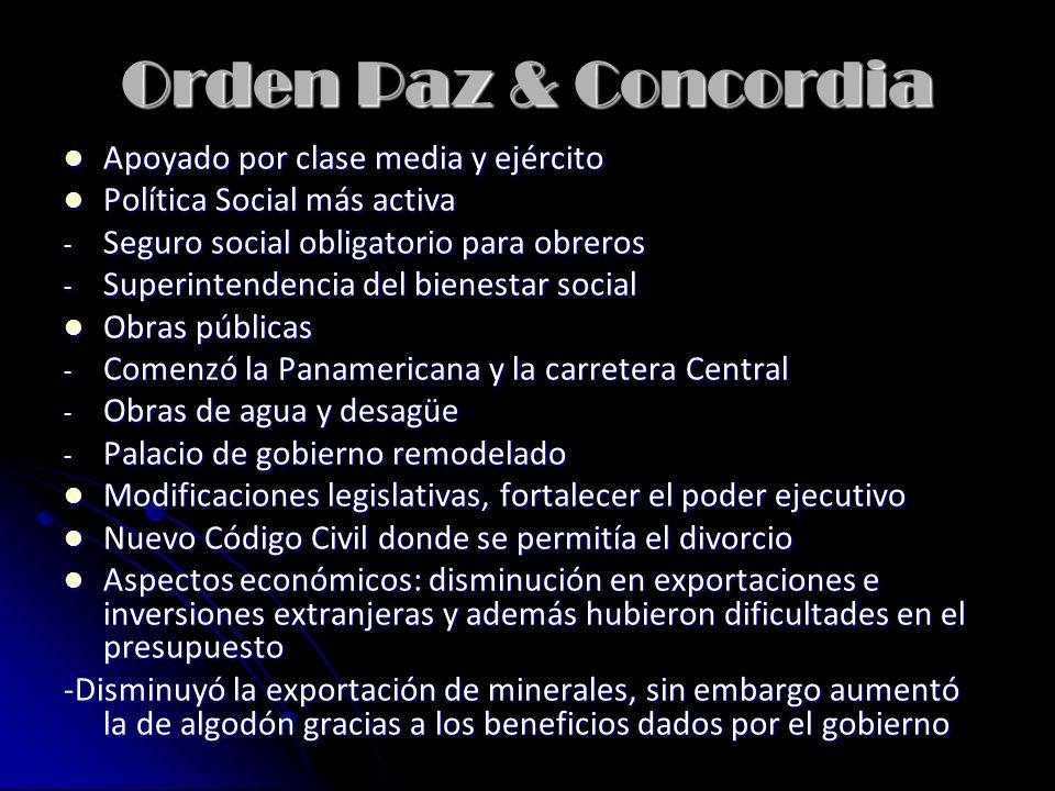 Solucionó el problema con Colombia. Evitó el enfrentamiento armado – Protocolo de Amistad, Límites y cooperación 1934 Solucionó el problema con Colomb