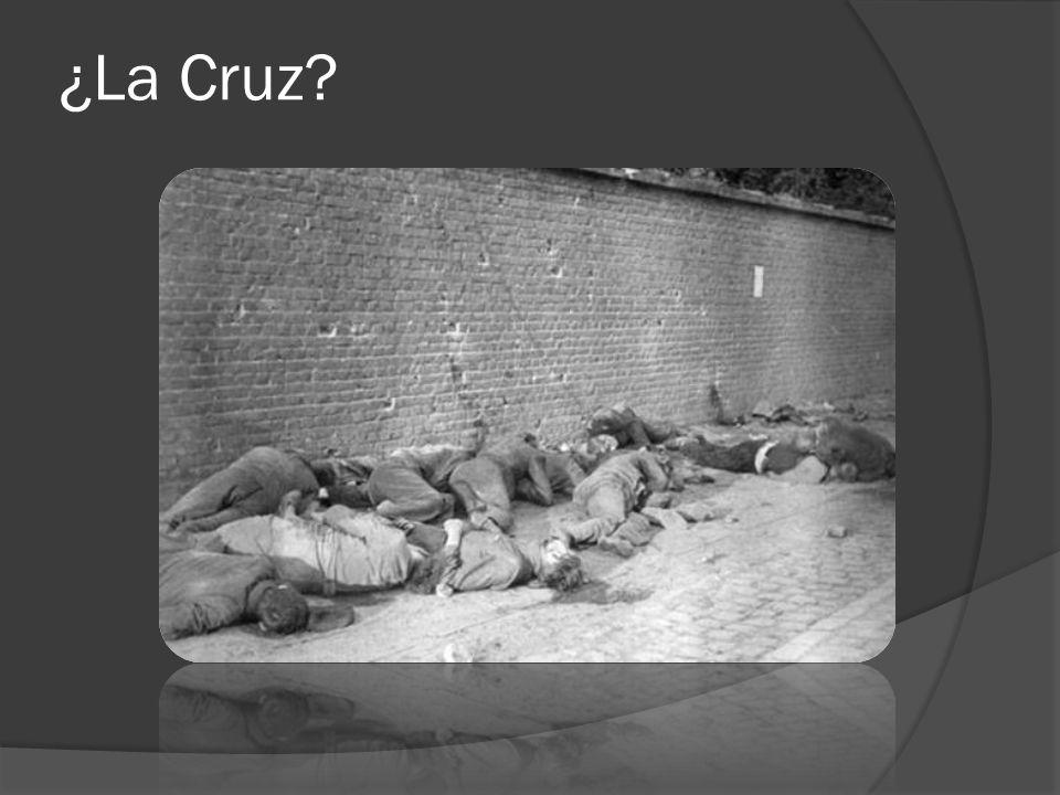 ¿La Cruz?