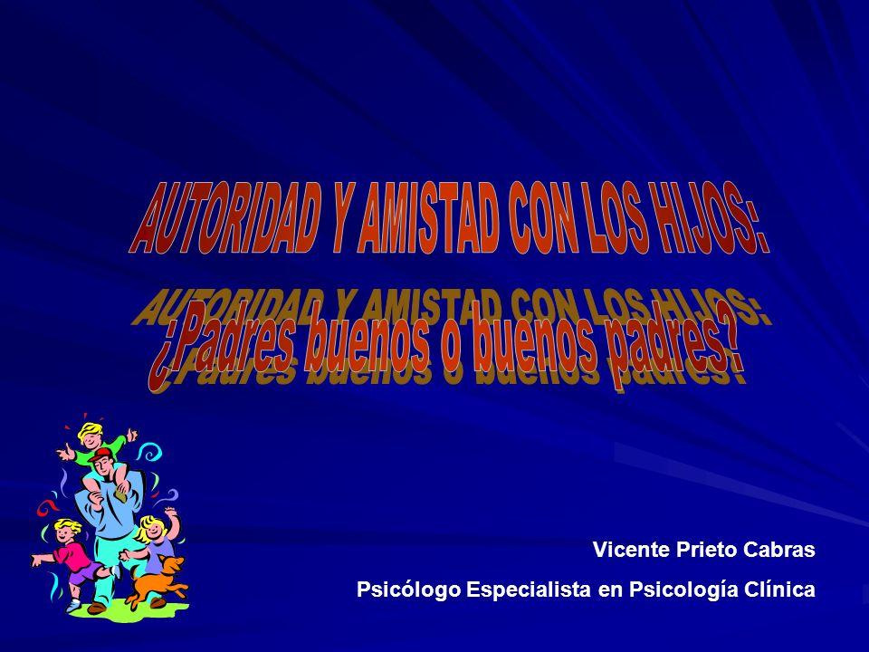 Vicente Prieto Cabras Psicólogo Especialista en Psicología Clínica