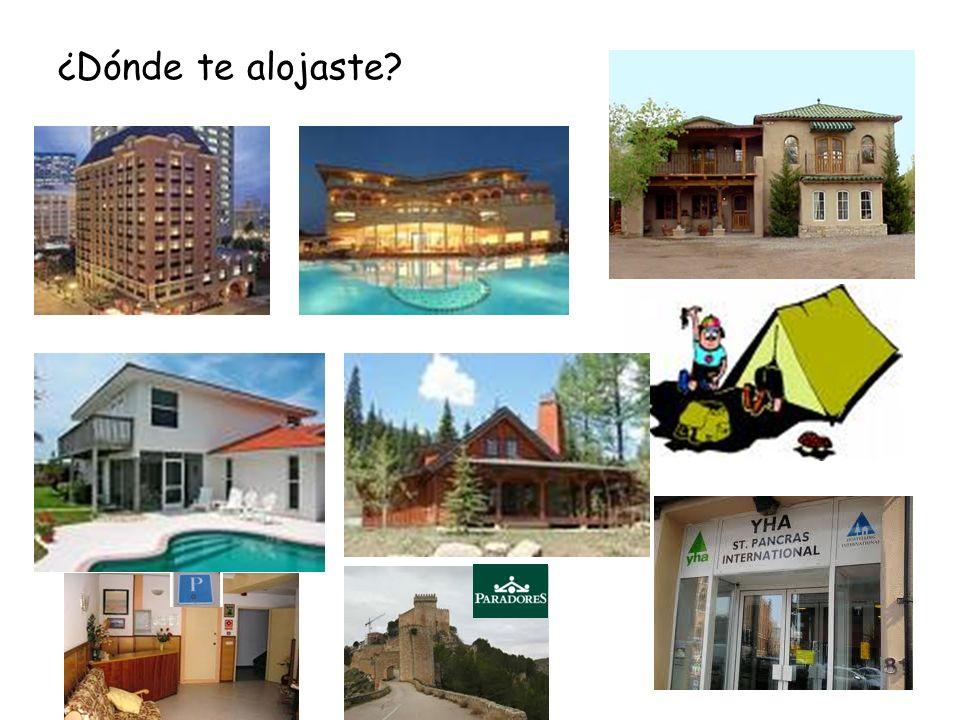 ¿QUÉ HICISTE.Talking about holiday activities ¿Qué hiciste.