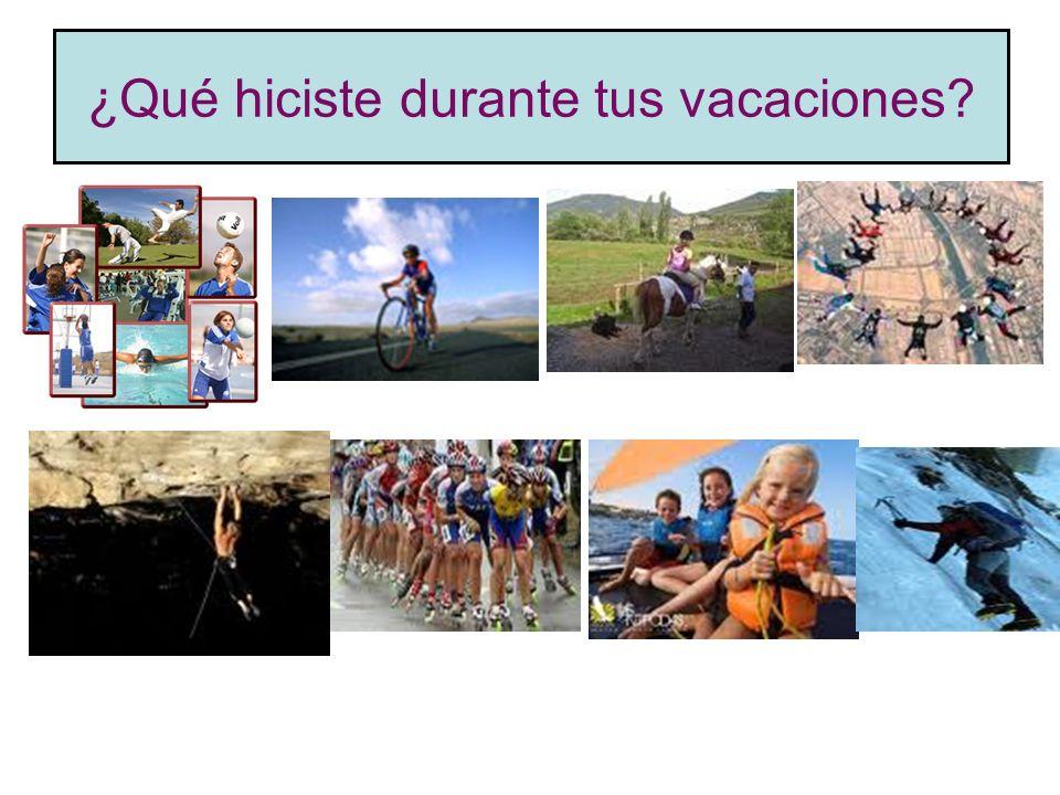 Madrid, 29 de agosto de 2011 Querida Belén: Acabo de volver de unas vacaciones en Málaga.