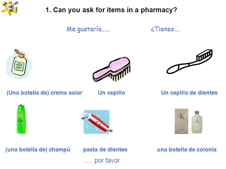 81.) Compra - cuando Saying when you bought things TIP – You could also use a pronoun instead of repeating what you bought....