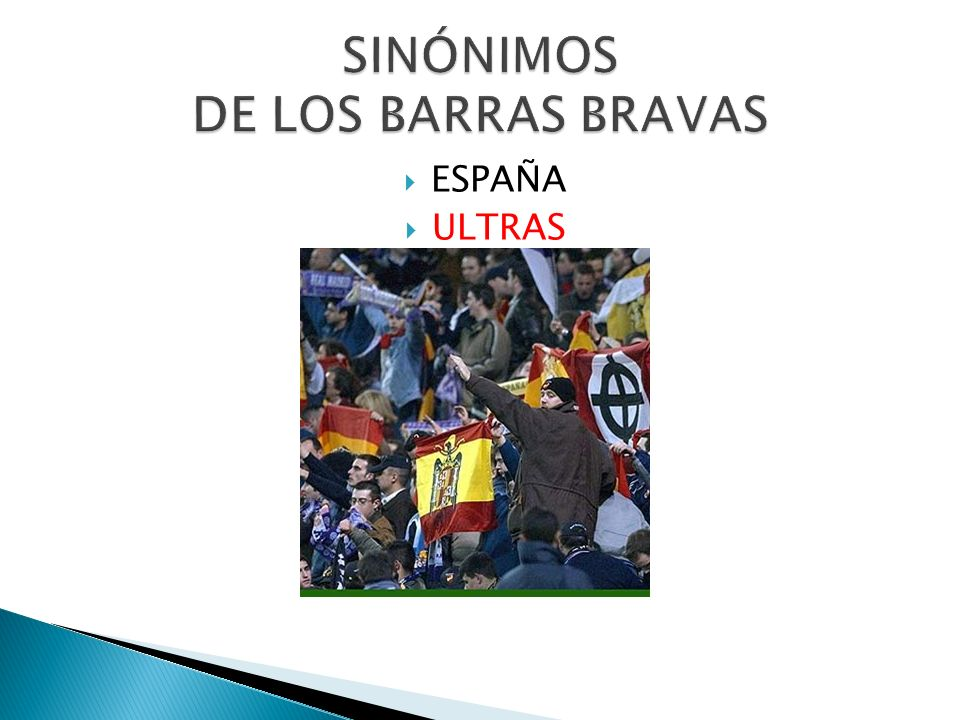 ESPAÑA ULTRAS