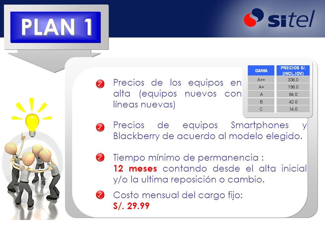 PLAN 1 EJEMPLO DE REPOSICION DE EQUIPO Reposición del equipo a costo de alta al mes #13