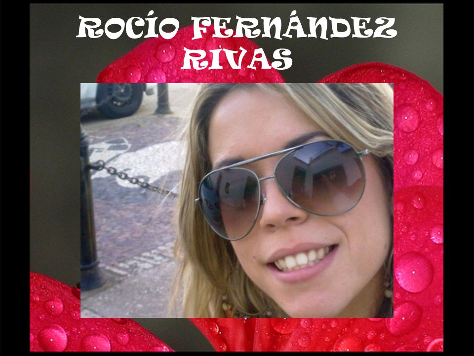 ROCÍO FERNÁNDEZ RIVAS