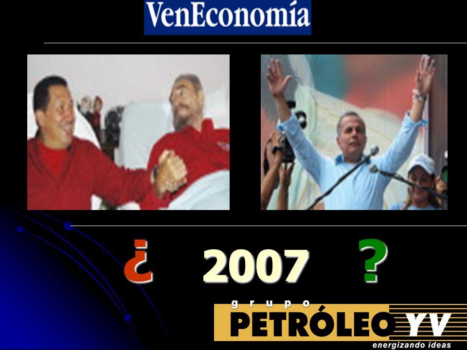 ¿ 2007 ? ¿ 2007 ?