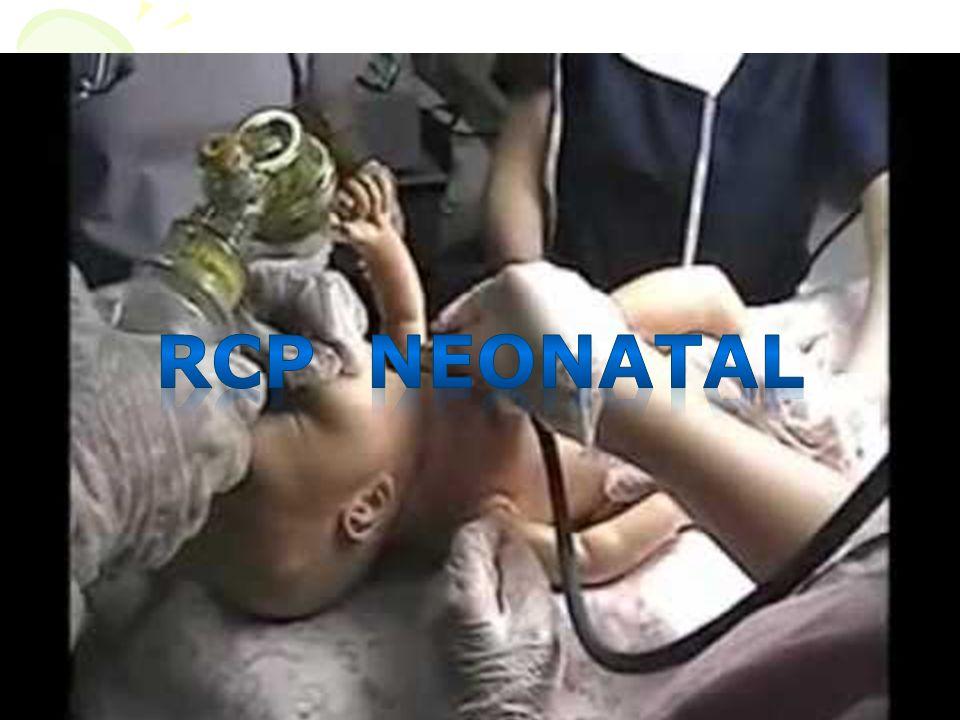 Elementos y equipos necesarios para la reanimación neonatal Equipo de aspiración:Equipo de intubación: Elementos para cateterización umbilical: Pera de goma.
