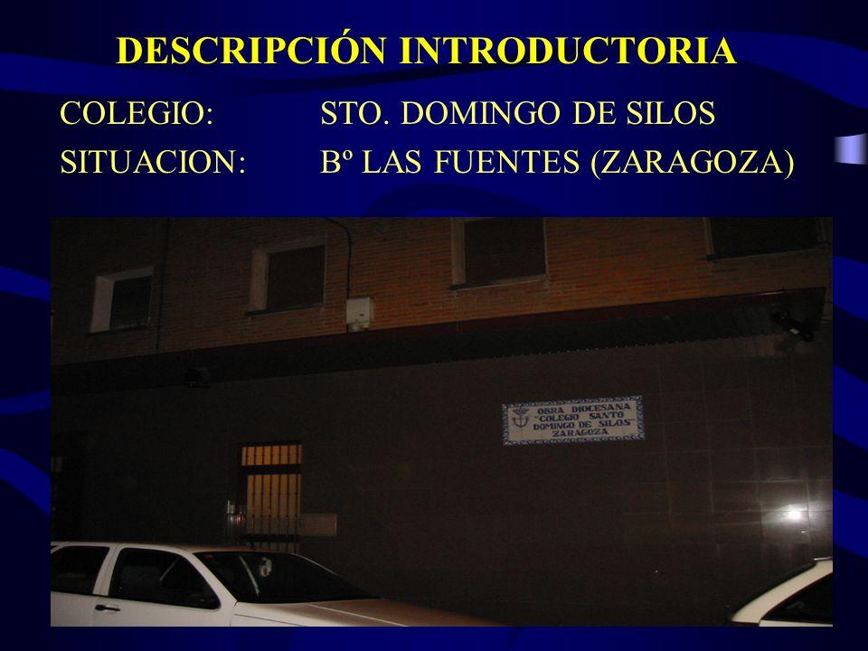 EJERCIÓN INFLUENCIA POSITIVA Y FAVORABLE EN EL BARRIO SOLUCIONÓ PROBLEMAS DE ESCOLARIZACIÓN IMPULSÓ Y POTENCIÓ EL NACIMIENTO Y DESARROLLO DE UN NÚCLEO URBANO, DOTÁNDOLE DE FORMACIÓN Y CULTURA LABOR SOCIAL, CULTURAL Y HUMANA COLEGIO:STO.