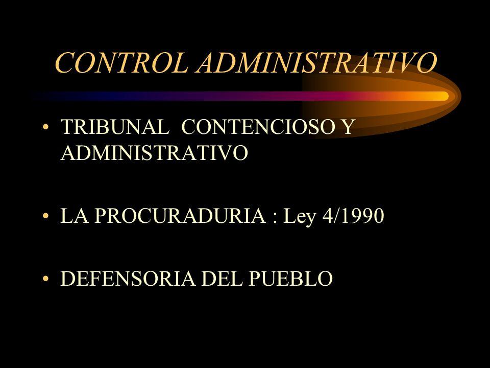 CONTROL FISCAL Lo ejercen las Contralorías : Nacional - Departamental - Municipal(*) (*) Sólo para municipios con población superior a 100.000 habitan