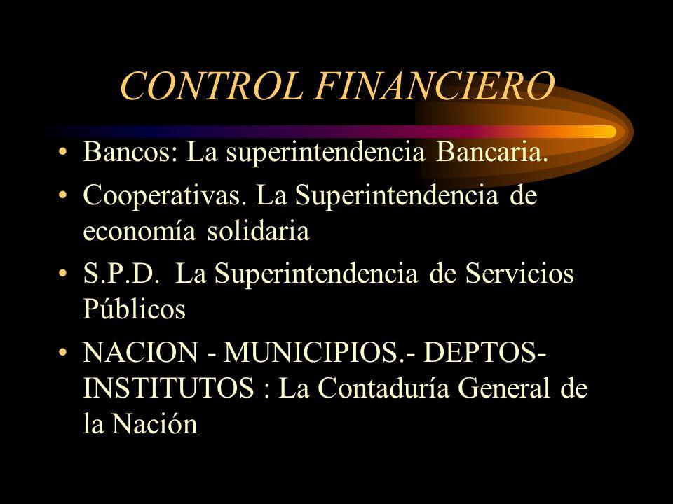 CONTROL SOCIAL El Control Social lo ejerce la Comunidad a través de las siguientes instancias: Veedurías Copacos Consejos Territoriales de Planeación