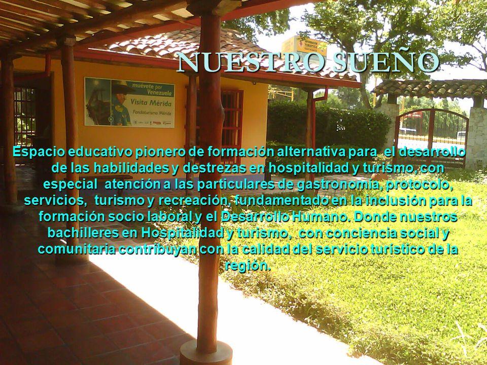 Bachillerato en Hospitalidad y Turismo concentración: Servicios turísticos
