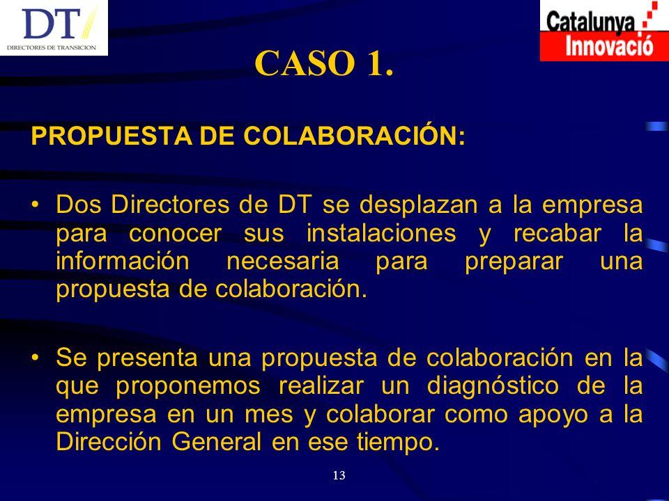 13 CASO 1.