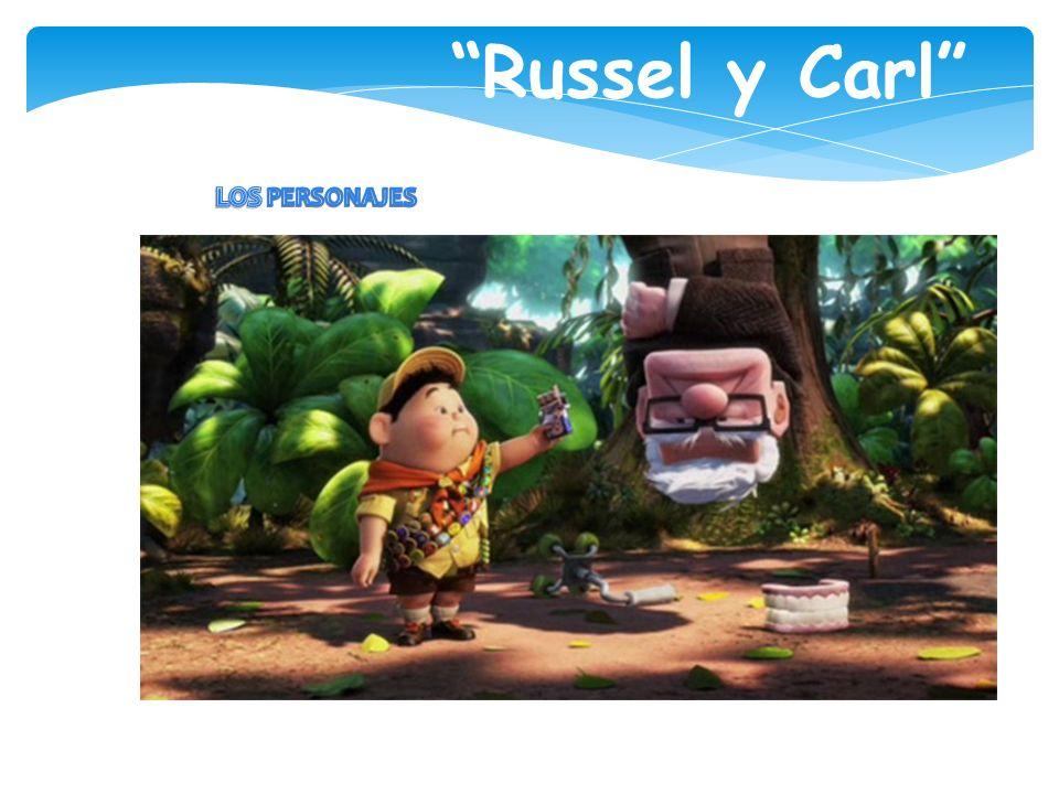 Russel y Carl