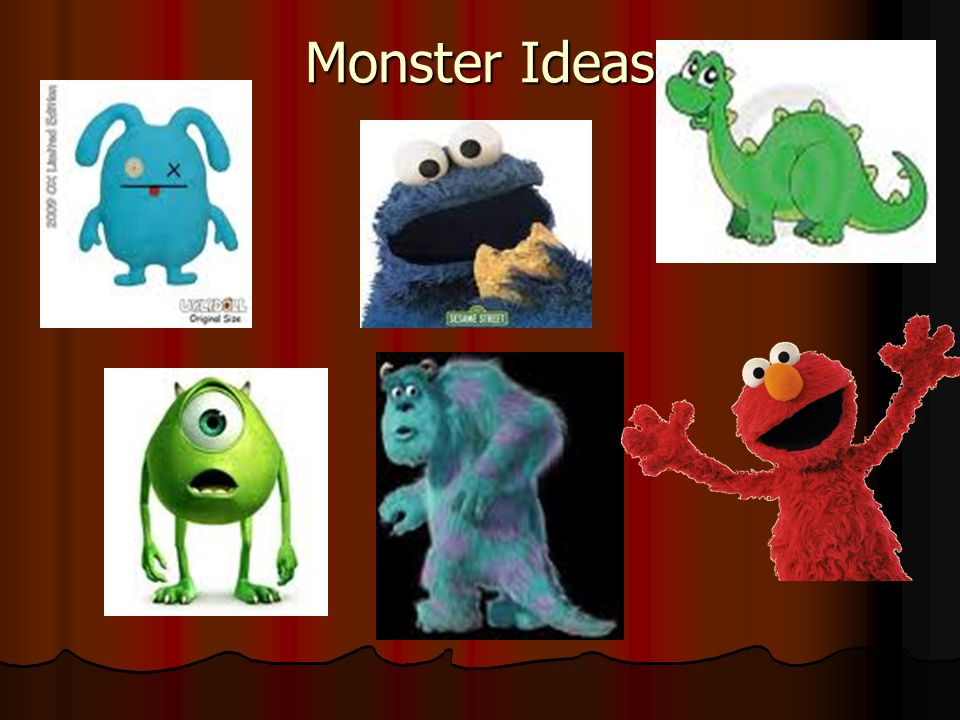 Monster Ideas