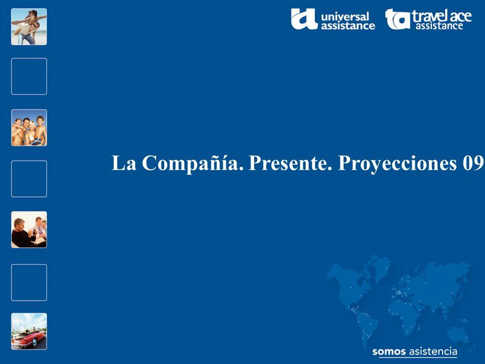 La Compañía. Presente. Proyecciones 09