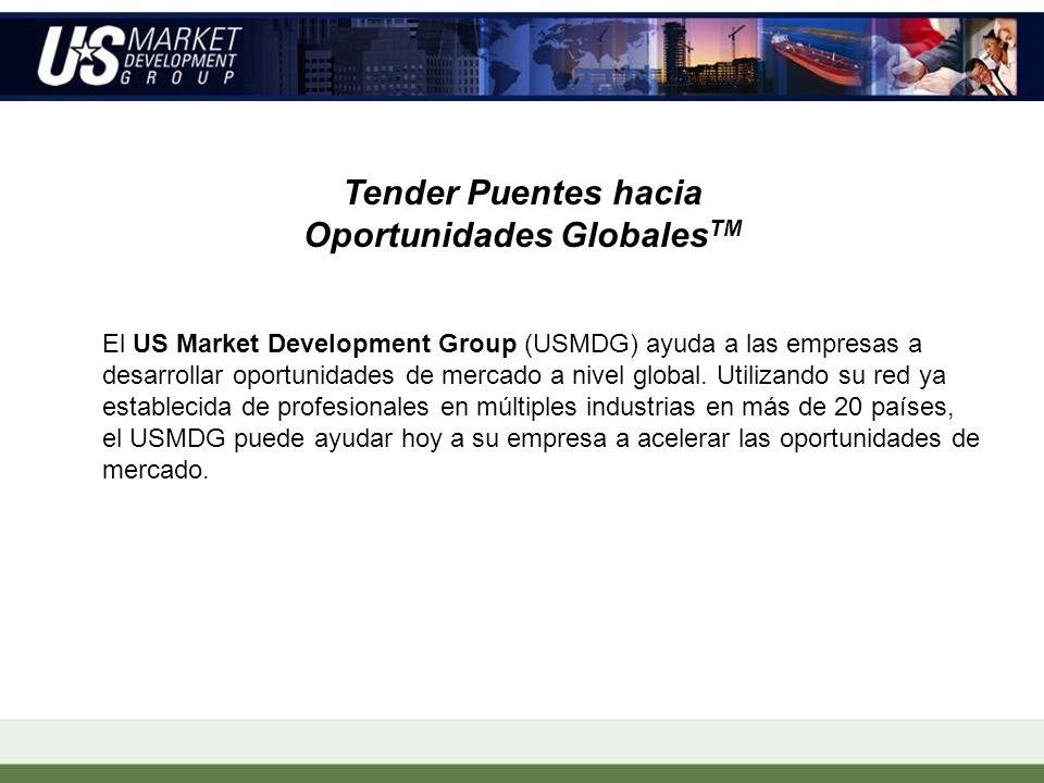 El USMDG entrega la más alta calidad, el más eficiente sistema de desarrollo de negocios disponible.