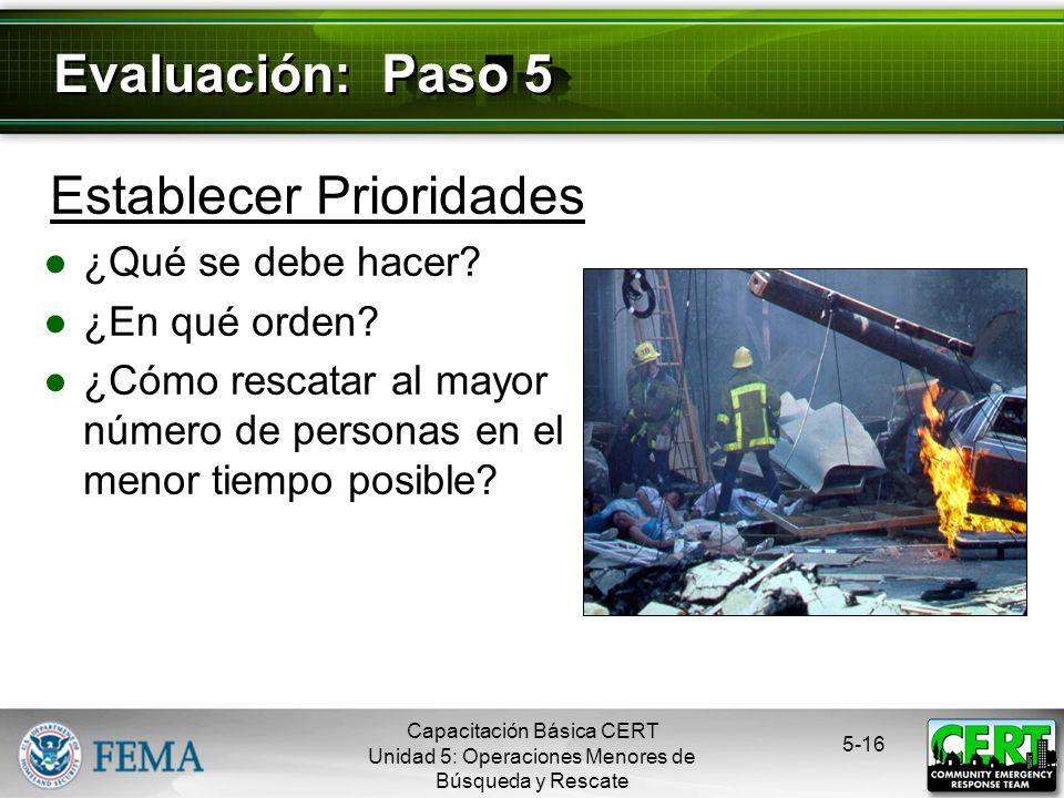Personal Bomberos Policía Enfermera, Médico Contratista Herramientas Palancas Gatos de auto Motosierras Equipo 5-15 Recursos para el Rescate Capacitac