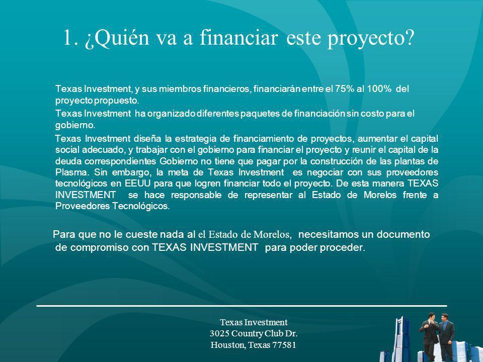 2.¿Cuál es el costo estimado para el Estado de Morelos.