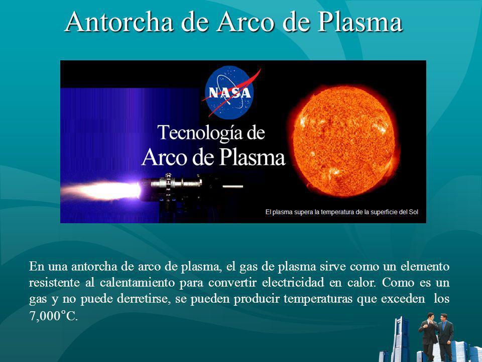 Características de las plantas de Plasma: Tecnología desarrollada por la NASA ya está en uso en más de 10 Países, tales como USA, China, Australia, Sud Africa, Ect.