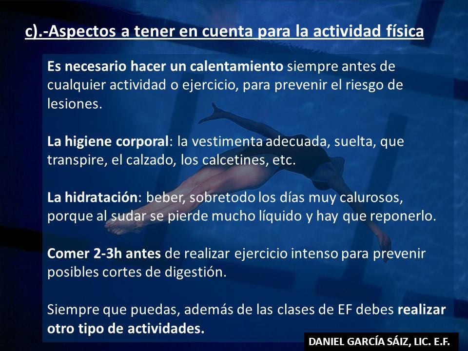 5.-Conceptos básicos Anatomía y Sistemas Óseo y Muscular DANIEL GARCÍA SÁIZ, LIC. E.F.