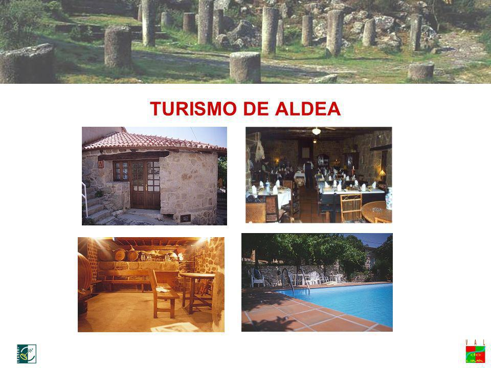 TURISMO DE ALDEA