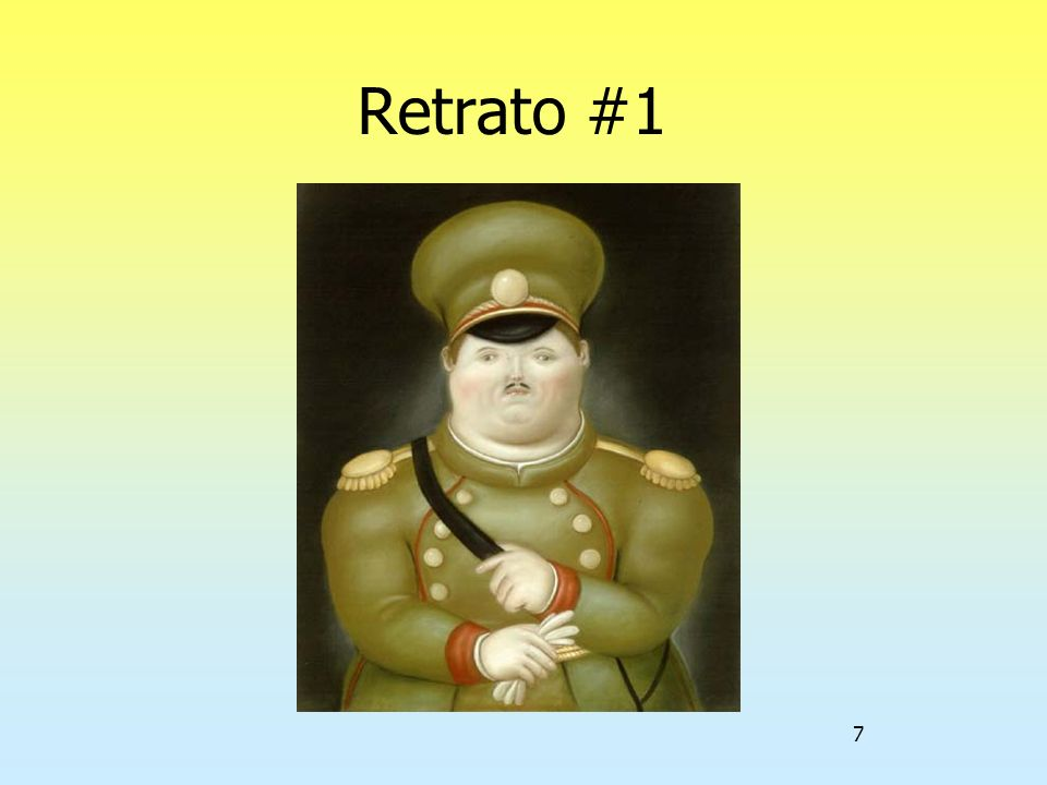 7 Retrato #1
