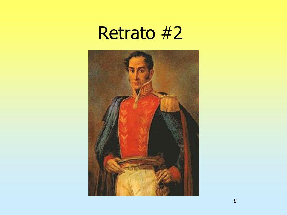 8 Retrato #2