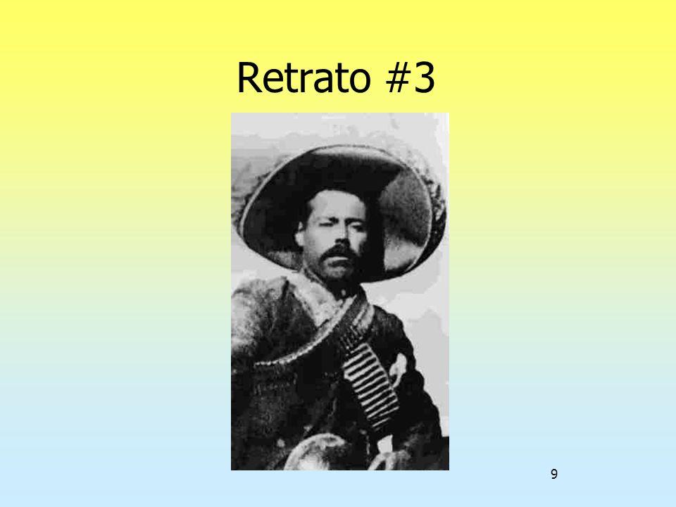 9 Retrato #3