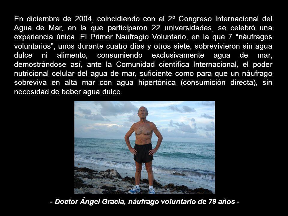 En el primer encuentro internacional realizado en Tenerife en el 2003, la Doctora Maria Jesús Clavera Ortíz expuso una ponencia con el título: El uso