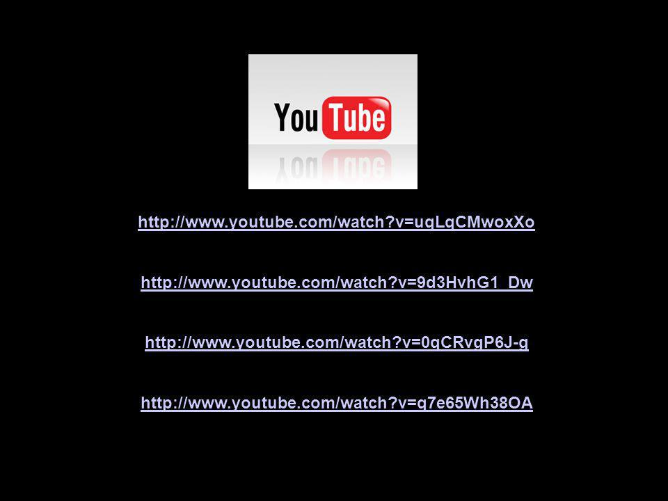 VIDEOS RELACIONADOS CON EL ARTÍCULO