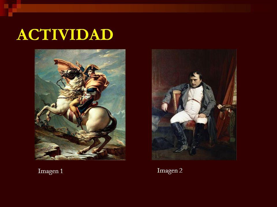 ACTIVIDAD Imagen 1 Imagen 2