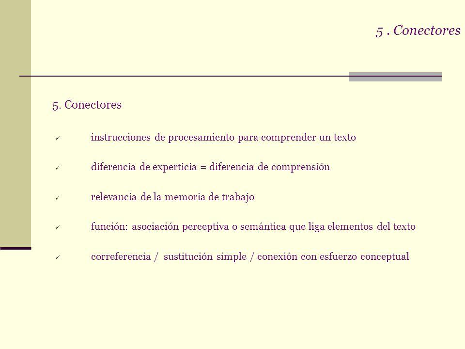 4. Estructura sintáctica En tres de estas oraciones se le habla directamente a María ¿en cuáles? a. No me gusta María. b. No me gusta, María. c. Tomá,