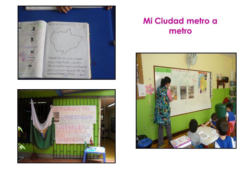 Mi Ciudad metro a metro