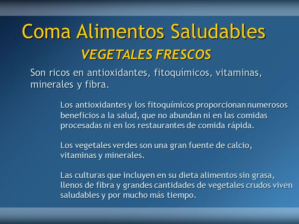 Son ricos en antioxidantes, fitoquímicos, vitaminas, minerales y fibra. Los antioxidantes y los fitoquímicos proporcionan numerosos beneficios a la sa