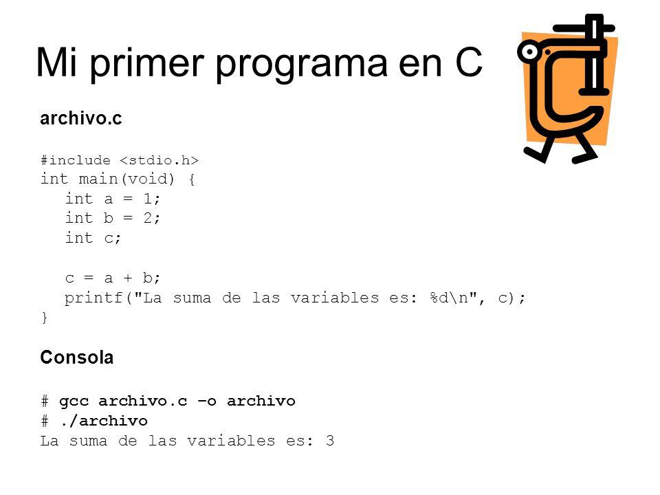 Pasar como referencia void elevarAlCuadrado (int *x); #include int main(void) { int a = 2; elevarAlCuadrado (&a); printf( El valor del cuadrado de a es: %d\n , a); } void elevarAlCuadrado (int *x) { (*x) = (*x) * (*x); } No paso a, sino su dirección Trabajo con eso que está apuntado en la dirección x y no con x que tiene una dirección de memoria