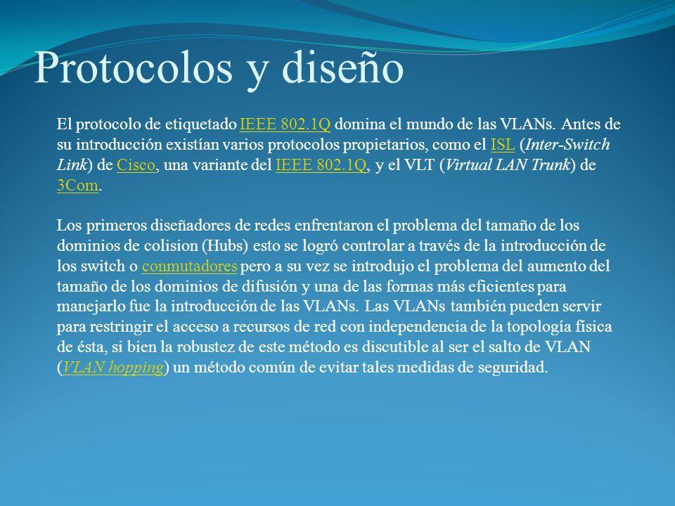 Gestión de la pertenencia a una VLAN Las dos aproximaciones más habituales para la asignación de miembros de una VLAN son las siguientes: VLAN estáticas y VLAN dinámicas.