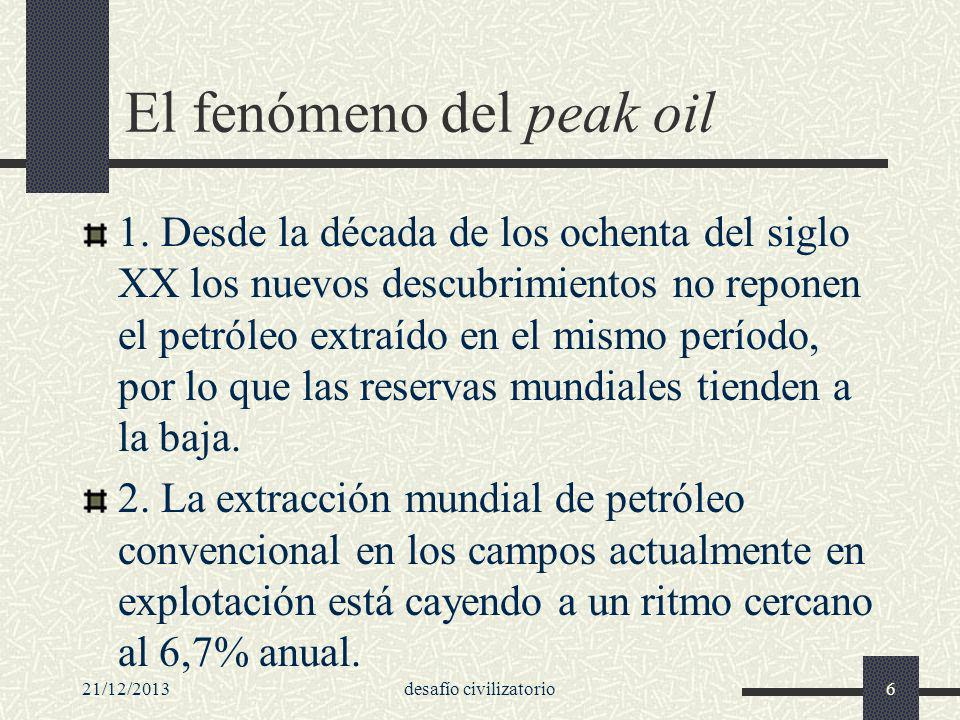 21/12/2013desafío civilizatorio47 Este informe español (Medina et.