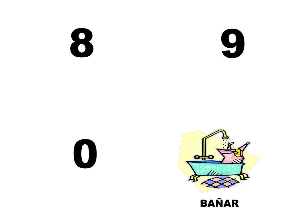 8 9 0 BAÑAR