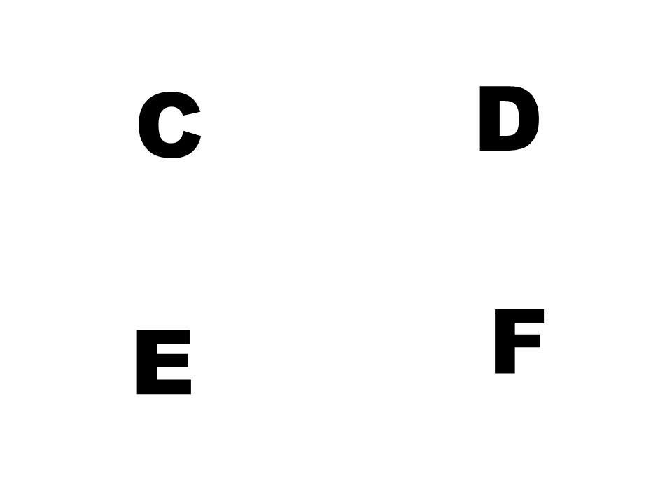 F C D E
