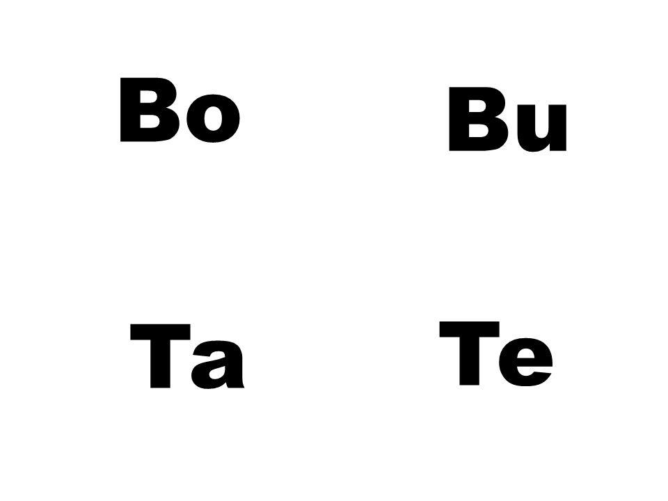 Bo Bu Ta Te
