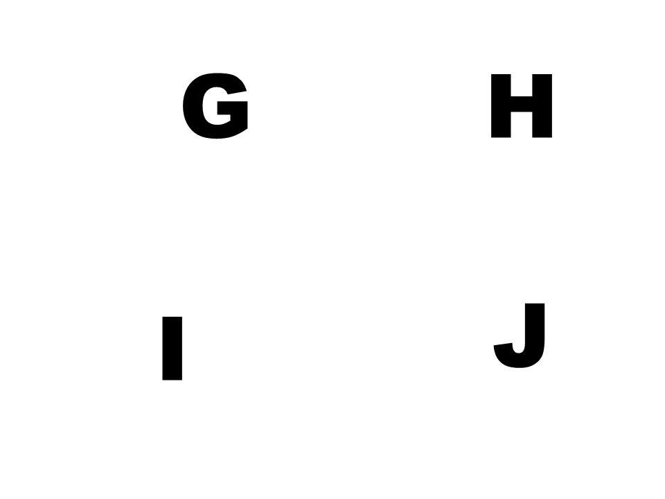 GH I J