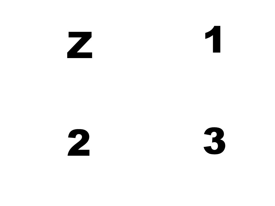 Z 1 2 3