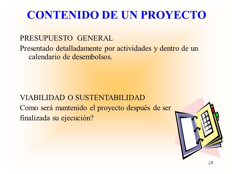 CRONOGRAMA. DIAGRAMA DE GANTT Consiste en detallar las actividades que el proyecto deberá llevar a cabo, indicando las etapas de realización y su enca