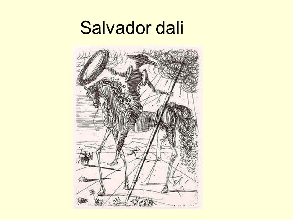 Los personajes Miguel de Cervantes