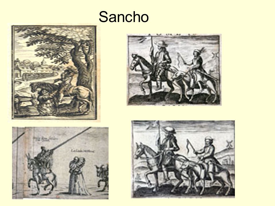 Conclusiones Se destaca siempre la figura de Dore como un de los mejores ilustradores del quijote Las imágenes sobré el quijote están presentes en todas las muestras artísticas de literatura Tanto la figura de sancho como la del quijote se muestran caricaturizadas para dar énfasis a las características que describe Cervantes