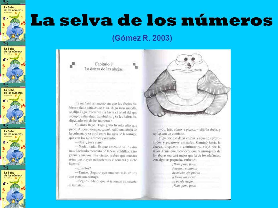 La selva de los números (Gómez R. 2003)