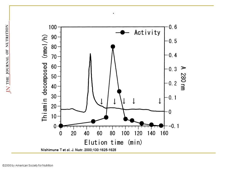 Chromatofocusing of RGP-2 on mono-P.Potempa J et al.