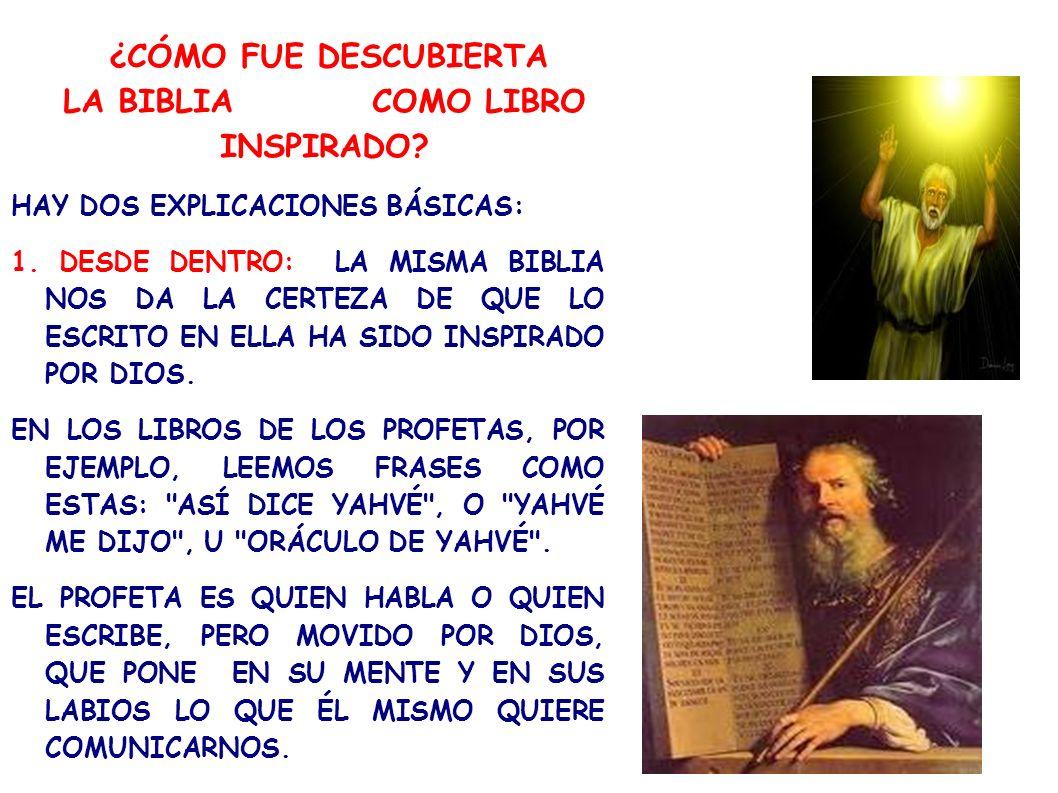 POR LA BIBLIA CONOCEMOS: QUE EL MUNDO ES CREACIÓN DE DIOS Y QUE ÉL ESPERA QUE SEPAMOS COMPARTIRLO Y CUIDARLO; QUE LOS SERES HUMANOS SOMOS IMAGEN Y SEMEJANZA SUYA, Y EN ESTO RADICA NUESTRA DIGNIDAD; QUE SOMOS LIBRES, Y POR LO TANTO CAPACES DE HACER EL BIEN O EL MAL; QUE ÉL NOS AMA Y SU AMOR POR NOSOTROS NO TIENE LÍMITES, PORQUE SOMOS SUS HIJOS.