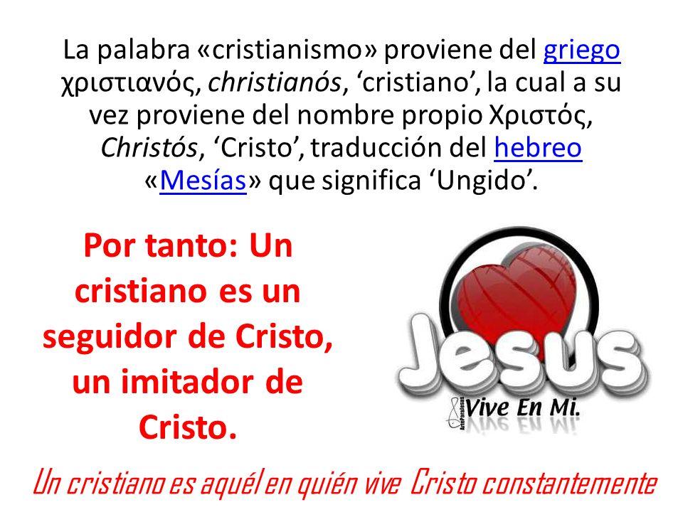 ¿Qué quiere hacer Cristo con todos los que llevan el nombre de «cristianos» Juan 15:2.