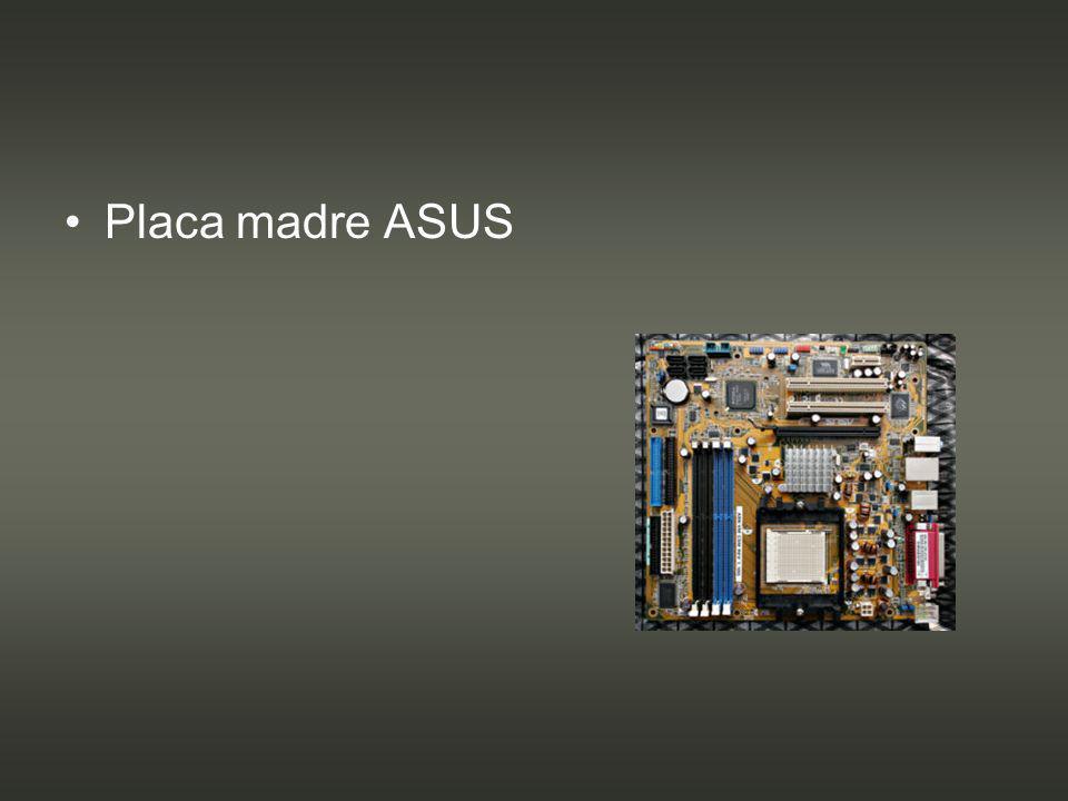 Tipos de placas: –AT. –Baby-AT. –ATX. –Micro-ATX. –LPX.